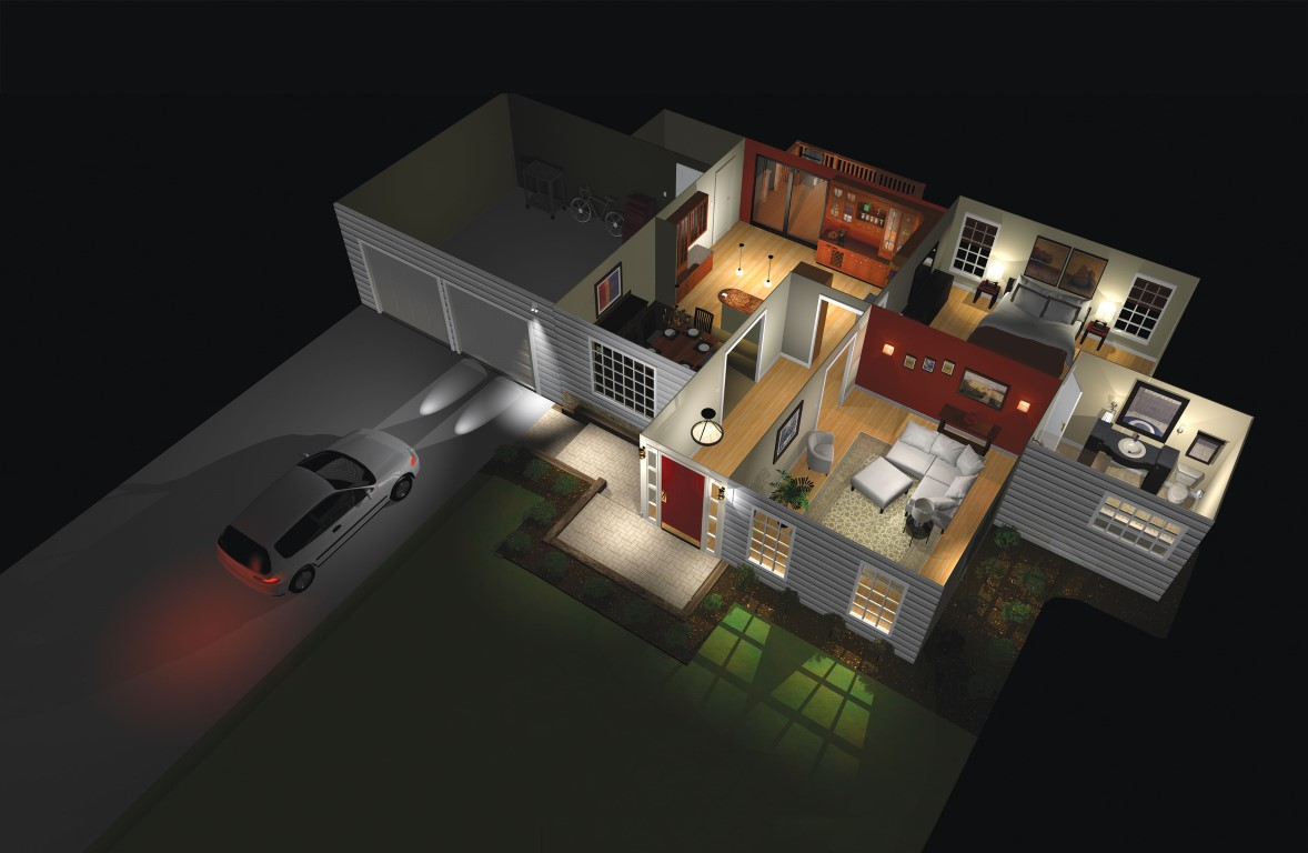 Smart Home Services Orlando Future Integration Theater Structured Wiring Networking Central Florida